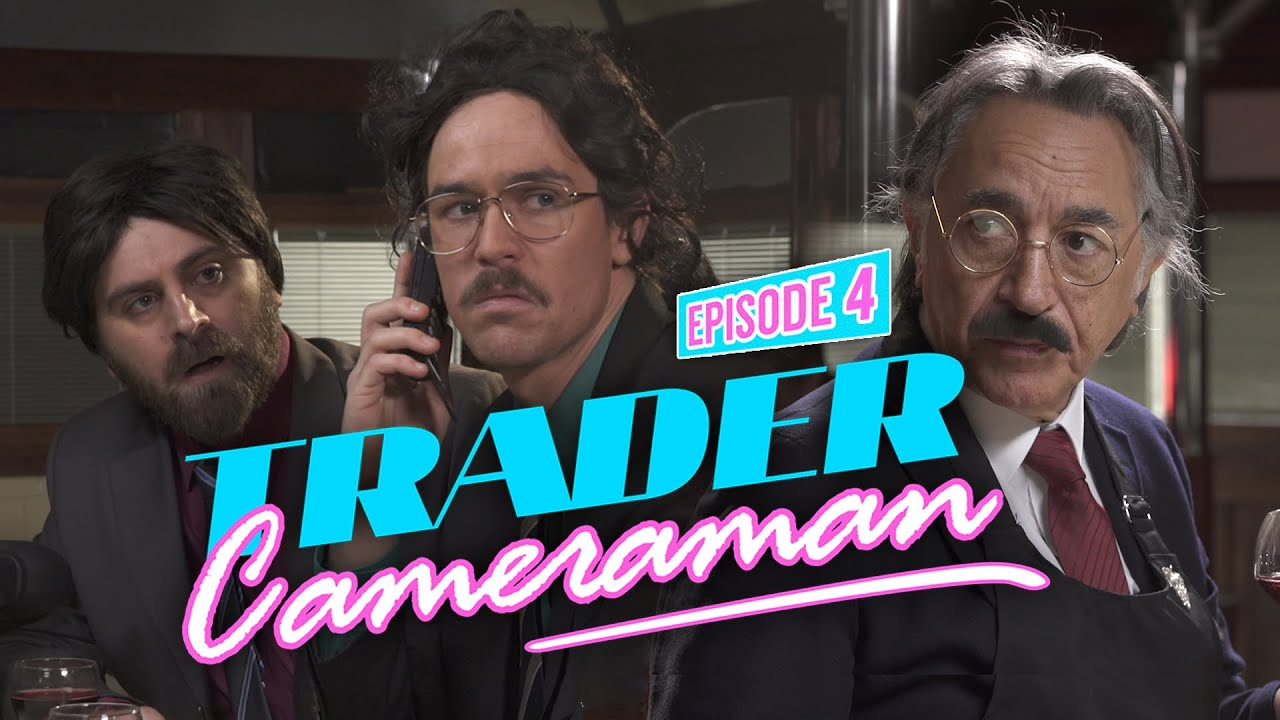 """Trader Cameraman #4 """"Le Sommelier"""" feat. Richard Berry – Bapt&Gael"""