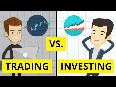 Daytrading vs. Buy and Hold Investing - Was macht für Privatanleger mehr Sinn?