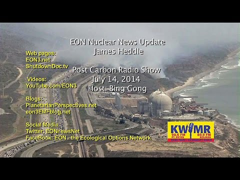 EON Nuclear News Update - Post Carbon Radio