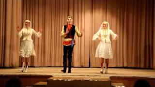 Татарский танец(ансамбль