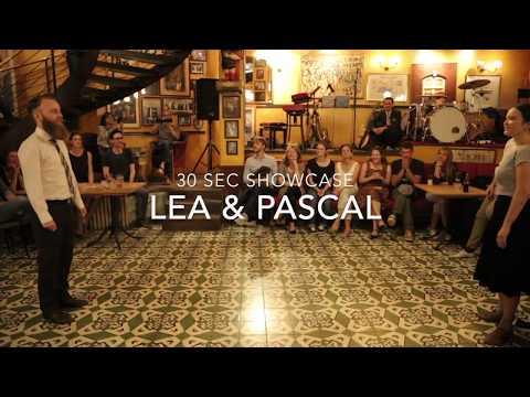30s Showcase - Lea & Pascal - Basel Jitterbugs