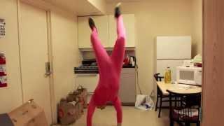 PINK GUY DANCE