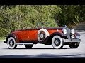 1931 Packard 845 Deluxe Eight Convertible Coupe