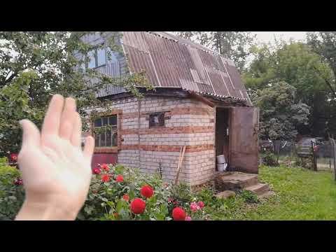 КУПИЛА ДАЧУ ЗА 100тыс.руб! Обзор участка, дома и посадок