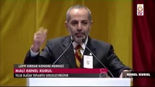 Galatasaray Spor Kulübü Yıllık Olağan Genel Kurulu (31 Mart 2018)