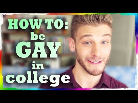Being Gay In College