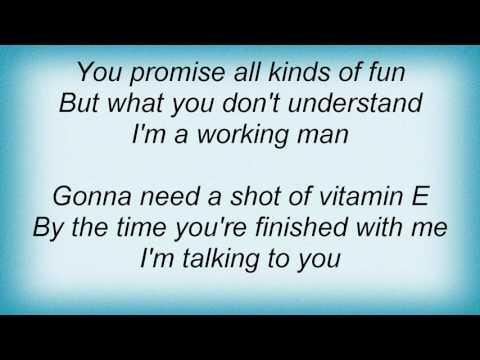 Rod Stewart - Hot Legs Lyrics
