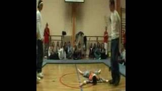 Trailer Breakdance Master Class' Battle 2005