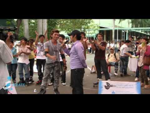 CLB iSkate giao lưu cùng ca sỹ Lương Bằng Quang
