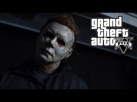 HAPPY HALLOWEEN... (GTA 5 HORROR MOVIE)