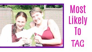 Download MOST LIKELY TO TAG | Allie & Ana