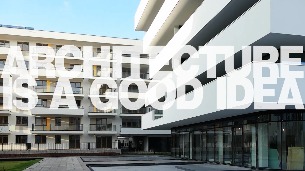 Dwa najpopularniejsze typy bloków | Architecture is a good idea