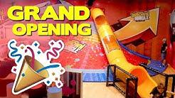 Trampoline Park Grand Opening Chandler AZ | UPTOWN JUNGLE