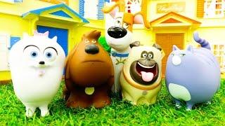 Мультики Тайная жизнь домашних животных: Видео игрушки