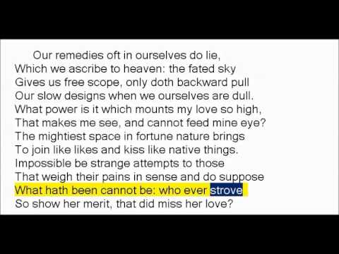 All's Well That Ends Well by William Shakespeare (Book Reading, British English Female Voice)