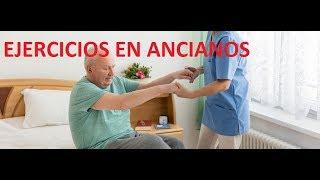 Ejercicios Para Parkinson En Pacientes Ancianos