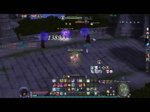 Aion 6.5 / 6.7 - Spiritmaster PvE DPS rotation