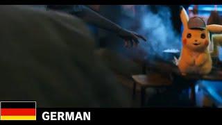 ドイツ版名探偵ピカチュウの鳴き声「ピカピカ」が面白過ぎる