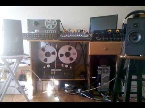 """Tascam MSR-16 Reel to reel analog 16 track 1/2"""" tape recorder msr16"""