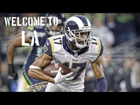 Robert Woods || Welcome Back Home || Los Angeles Rams || NFL Highlights ||