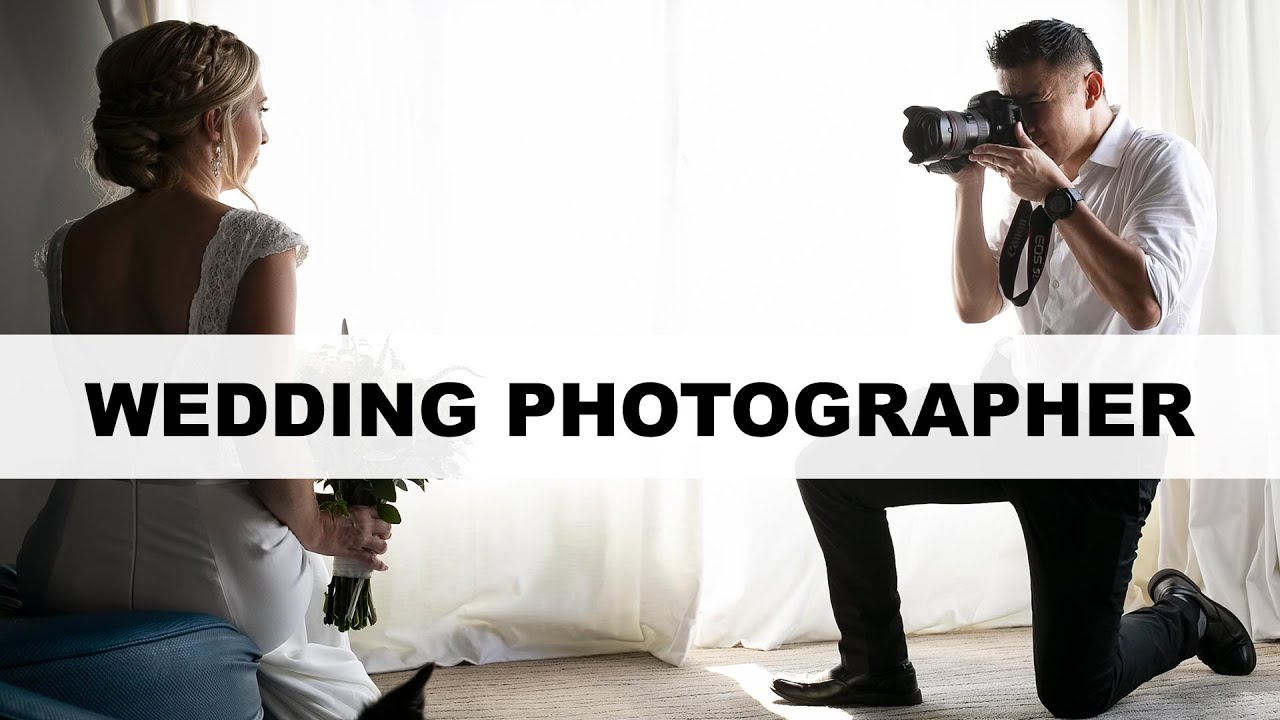 How to become a wedding photographer 1