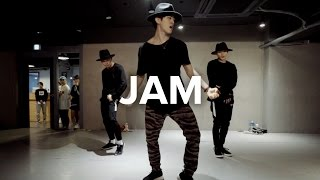 Video Jam - Michael Jackson / Bongyoung Park Choreography download MP3, 3GP, MP4, WEBM, AVI, FLV Mei 2018