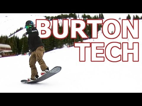 Burton Snowboard Technology Explained Simply