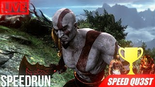 GOD OF WAR 3 - COM BUG SPEEDRUN PB 58:59