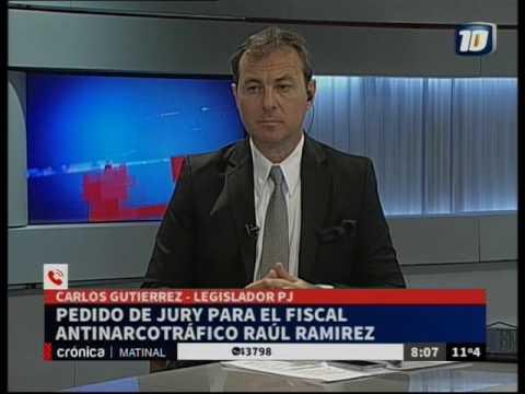 Carlos Gutierrez - legislador Unión Por Córdoba