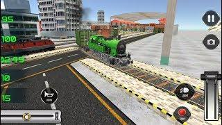 Train Driving Simulator 2018 Cargo Transport Level 1-5 Adroid Game
