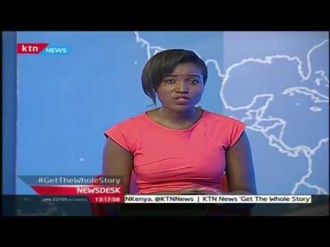 NewsDesk: King Abdullahi of Jordan is in Nairobi to meet President Uhuru over trade relations