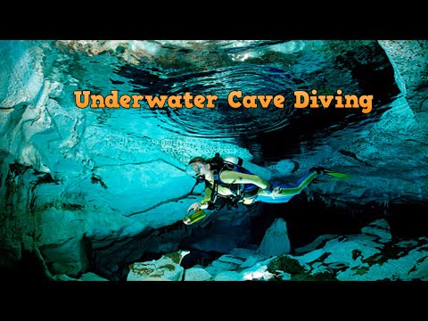 Extreme Underwater Cave Diving - Documentary
