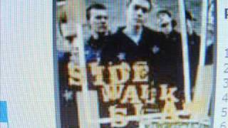 Watch Side Walk Slam Love Letters video