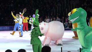 Disney on Ice Worlds of Fantasy at the O2