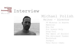 SYS Podcast Episode 093: Director Michael Polish Talks About His New Film Amnesiac