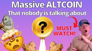 Crypto News Today. 1 Massive Altcoin YOU Need to Watch Right Now!!