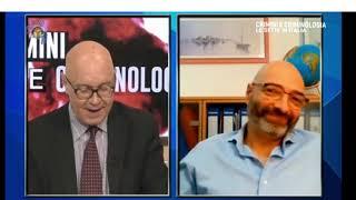 Luigi Corvaglia - Crimini e Criminologia (Unicusano TV)