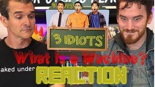What is a machine? - Funny scene | 3 Idiots | Aamir Khan | R Madhavan | Sharman Joshi REACTION!!!