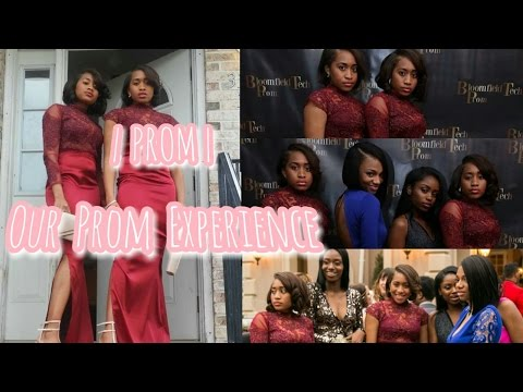 Prom Vlog |Our Prom Experience Part 1|