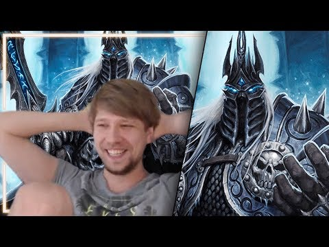Say Hello to the Lich King Twins
