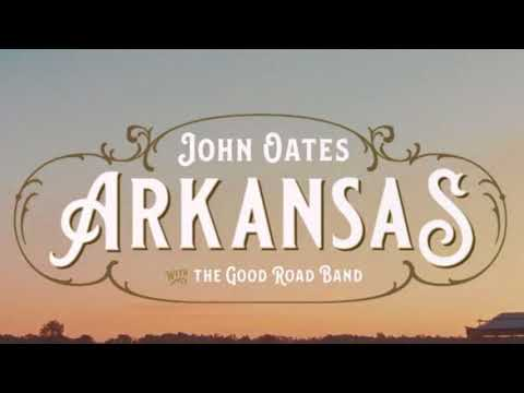 """John Oates with The Good Road Band - """"Arkansas"""" Audio Only"""