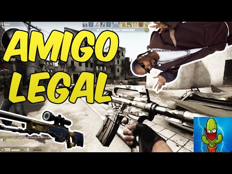 AMIGO LEGAL - CS GO!