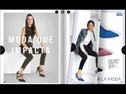 Catalogo Vestir Casual Price Shoes 2018