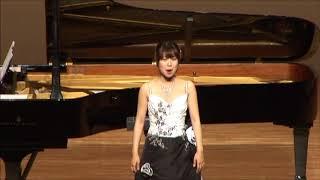 ソプラノ : 吉田 紗綾 ピアノ伴奏:横山 歩 虹の音楽会 第63回ファミリ...