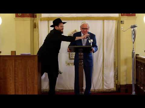 Newtown Synagogue Celebrates Its Centenary 2019