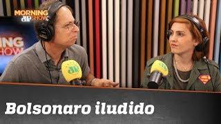 A análise de Pedro Cardoso sobre Bolsonaro: iludido