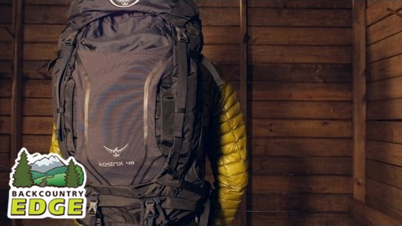 Osprey Exos 58 Hiking Pack Hombre