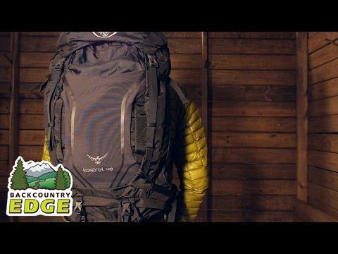 3489d5547 Osprey Kestrel 48 Backpack - YouTube