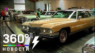 На аукцион выставили подлинный Cadillac Элвиса Пресли - МТ