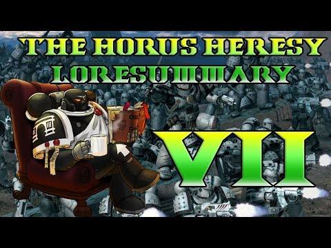 30K Lore, The Horus Heresy Lore Breakdown,  Flight of the Eisenstein Part 2
